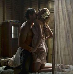 """Hugh Jackman y Nicole Kidman en """"Australia"""", 2008"""