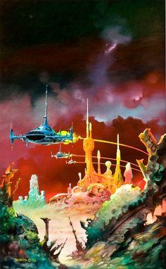 Berserker Man / 1978 (Boris Vallejo)