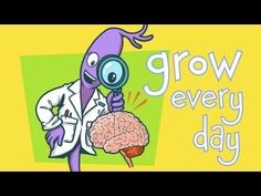 ▶ Brain Jump with Ned the Neuron: Challenges Grow Your Brain - YouTube