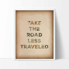 Travel Quote Printable Travel Art Print JPG File by Istriadesign Travel Theme Decor, Travel Themes, Rental Decorating, Decorating Small Spaces, Printable Quotes, Printable Designs, Printables, Cute Living Room, Travel Wall