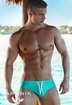 JUST Men's Lifestyle ™®: Aronik 2016/17 Swimwear Collection Campaign.
