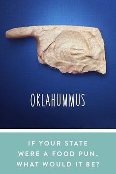 If Your State Were a Food Pun, What Would It Be? via @PureWow