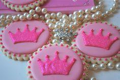 Sweet Goosie Girl: Princess Cookies