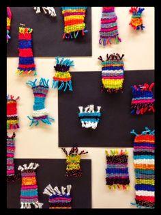PARK ART SMARTIES: Gr. 2 Wonderful Weavings