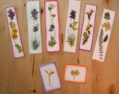 laminator and flower press are wonderful home crafting tools . School Science Projects, Craft Projects For Kids, Craft Ideas, Kids Crafts, Diy Ideas, Autumn Crafts, Nature Crafts, Spring Crafts, Bookmark Craft