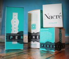 Perenelle | Nacré | Packaging