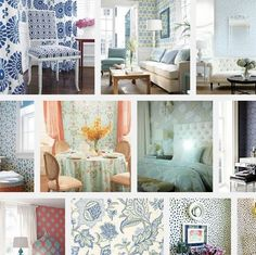 Thibaut As Seen in Veranda - Portico Indoor/Outdoor Collection [Thibaut Wallpaper and Fabrics] : Designer Wallcoverings™