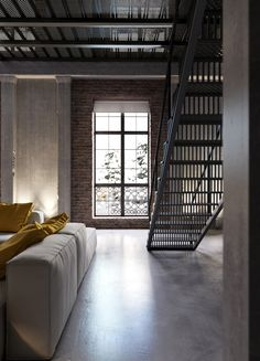 Design Studio | Ruslan Kovalchuk | #industrial home design
