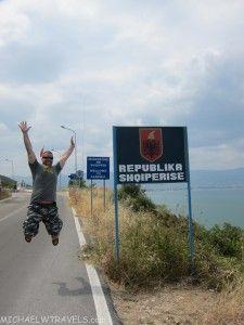 The Balkans Trip Recap- Day 9: Next Stop: Albania