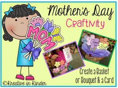 Kreative in Kinder: Mother's Day Craft