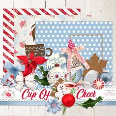 Cup Of Cheer Mini Kit