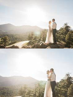 Rocky Mountain National Park | Estes Park, CO | Summer Anniversary Session | Anniversary Pictures | Anniversary Inspiration | Elopement | Elopement Inspiration | Colorado Elopement | Rocky Mountain National Park | Rocky Mountain National Park Elopement
