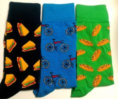 NEW-Men-Women-Retro-Bicycle-Hot-Dog-Sandwich-Car-UK-Flag-Pattern-Cotton-Crew-Funny-Socks.jpg