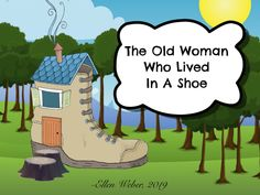 The updated version of this classic nursery rhyme, including an interesting back story I found in my research, and a lesson at the end. Targets listening, story comprehension, answering WHO questions, and vocabulary for family members, actions, locations. Age 2+