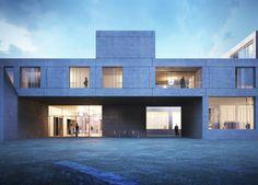 Salle de spectacle, Nicolas Reymond | Arquitectura Beta