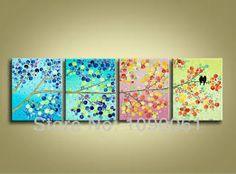 Risultati immagini per colorful art season