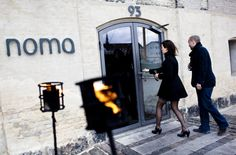 BEST RESTAURANTS IN THE WORLD 2015 3. Noma, Copenhagen, Denmark  This two Michelin starred restaurant is run by chef René Redzepi and the name is a combination of the Danish words for ''Nordic' (nordisk) and 'food' (mad).