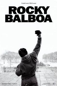 Poster de cine: Rocky Balboa