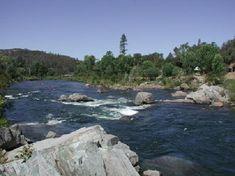 The American River (in Coloma CA)