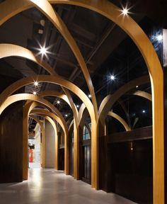 Yan Ji You Bookstore by Kyle Chan & Associates, Chengdu – China » Retail Design Blog