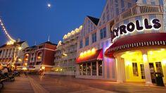 Disney World Boardwalk - Florida - From: CNN Travel