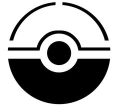 Pokemon Ball Stencil   is all blank and awkward better type some stuff poop poop crap poop ...