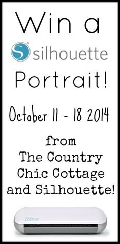 Win a Silhouette Portrait now!
