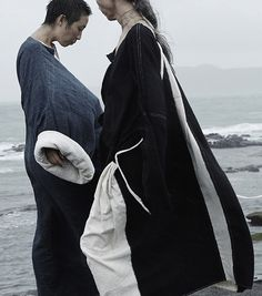 the poetry of material things Anti Fashion, Fashion Art, High Art, Clothes Line, Raincoat, Textiles, My Style, Jackets, Image