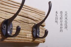 Aliexpress.com: Comprar Ganchos para batas ropa tendida gancho viejo olmo de madera maciza pared perchas puerta decoraciones portaequipajes bastidores envío gratis de clip de ropa confiables proveedores de ZM TREE CHAIN STORE.