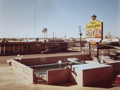 Bid now on Marland Street, Hobbs, New Mexico, February 19 by Stephen Shore. View a wide Variety of artworks by Stephen Shore, now available for sale on artnet Auctions. Stephen Shore, Hobbies For Men, Great Hobbies, Richland Mall, Hobbs New Mexico, Hobby Lobby Wedding Invitations, Hobby World, Storefront Signs, William Eggleston