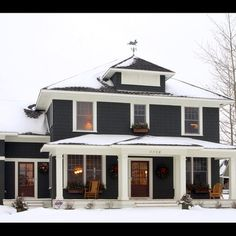Exterior Paint Design Ideas, Pictures, Remodel, and Decor - page 3