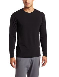 Duofold Mens Silkweight Dri-release L/S Crew >>> Discover this special outdoor gear, click the image : Camping clothes