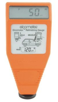 Elcometer 311 Automotive Refinishing Gauge The Elcometer 311 has been specifically designed to meet the requirements of today's automotive refinishing market and is available in two models.  The Ferrous instrument is ideal for measuring coatings on steel body panels. The FNF instrument enables the user to measure on both steel and aluminium panels using one gauge with automatic switching. Pre-calibrated on steel and aluminium car body panels, the Elcometer 311 is very easy to use.