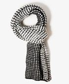 Forever21  Two-Tone Knit Scarf
