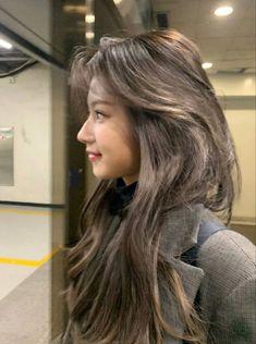 Pretty Hairstyles, Girl Hairstyles, Hair Inspo, Hair Inspiration, Sana Cute, Kpop Hair, Hair Icon, Sana Minatozaki, Dream Hair