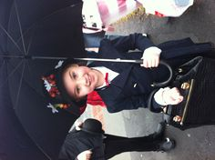 Mary Poppins costume - love this