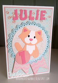 Card made with Marianne Design