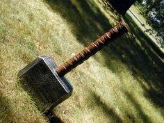 Make Thor's hammer