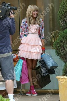 Where can you buy outfits from 'Hannah Montana the Movie'?