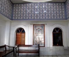 Interior of Turkish Bath at Bodrum Hamam