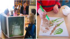 Progettazione: Reggio-inspired teaching in dialogue with the learning processes of children