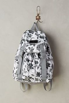 Adidas by Stella McCartney Floral Backpack Black Motif b920e8dc2bd33