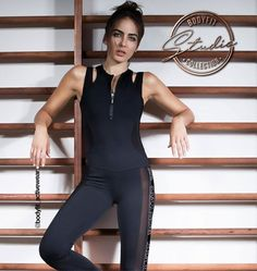 Enterizo con cortes anatómicos cierre frontal y elástico lateral disponible en nuestras tiendas y sitio web  Jumpsuit whit anatomical cuts front zipper and side elastic available in our stores and website #StudioCollection #EstiloBodyFit #FitInspiration  #FashionFitness #GymTime #Fitness #Modern #Anathomic #FashionSport #WorkOut #PhotoOfTheDay #LifeStyle #Woman #Shop #Casual #Trendy #NewCollecion #YoSoyBodyFit #Shop #MusHave #BeOriginal #BodyFit #RopaDeportiva #StyleRunner #FashionTrends…