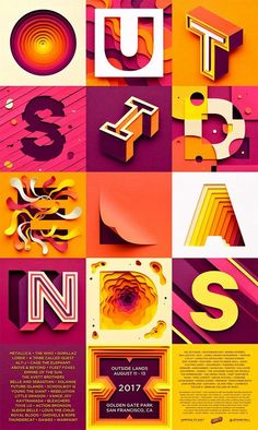 40 Stunning Artistic Poster Designs For Inspiration