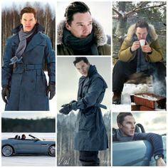 x5vale:  Benedict Cumberbatch in Finland for BA Highlife