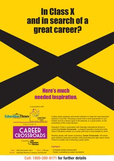 Career Cross Roads Complete Assessment and Counselling.