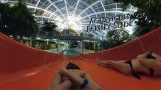 Aquaticum Family Slide (Night) 360° VR POV Onirde Vr, Night
