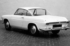Karmann ghia Type 1 coupé Prototype de 62