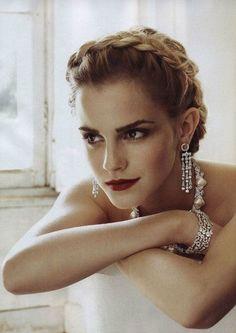 I love Emma Watson! She's stunning