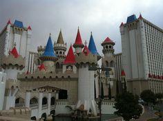 The Excalibur in Vegas